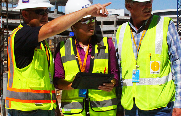 Construction Blueprints Go Digital With iPad