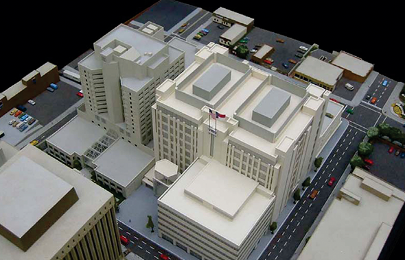 Logistics Planning, 3D Models Speed Construction of Wake County Justice Center