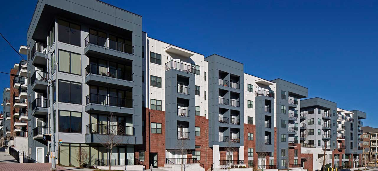 131 Ponce Midtown Apartments Atlanta, GA Exterior