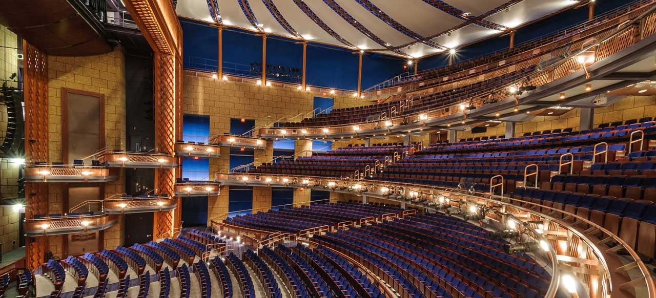 Dr. Phillips Center for the Performing Arts Orlando, FL Auditorium