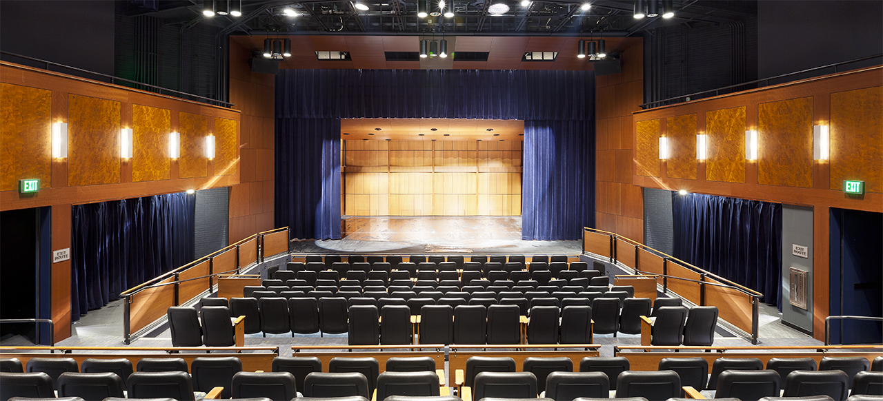 Palomar College - Howard Brubeck Theatre Addition