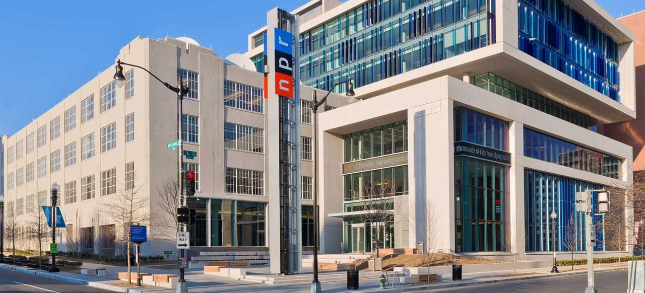 National Public Radio World Headquarters Washington D.C.