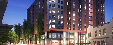 Seattle University Student Housing