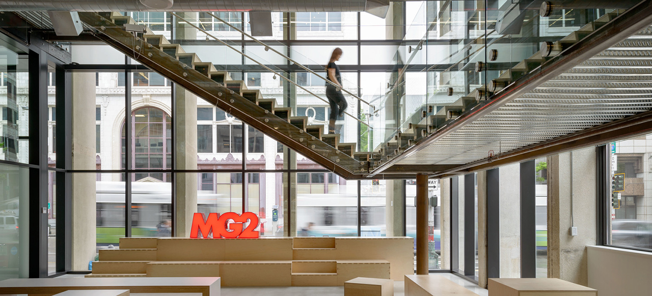 MG2 Seattle Headquarters
