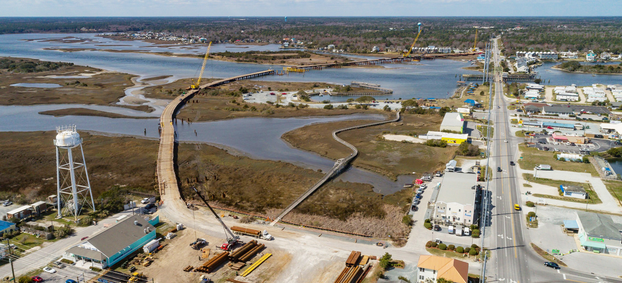 Surf City Bridge Replacement