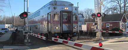 Greenbush Railroad Restoration