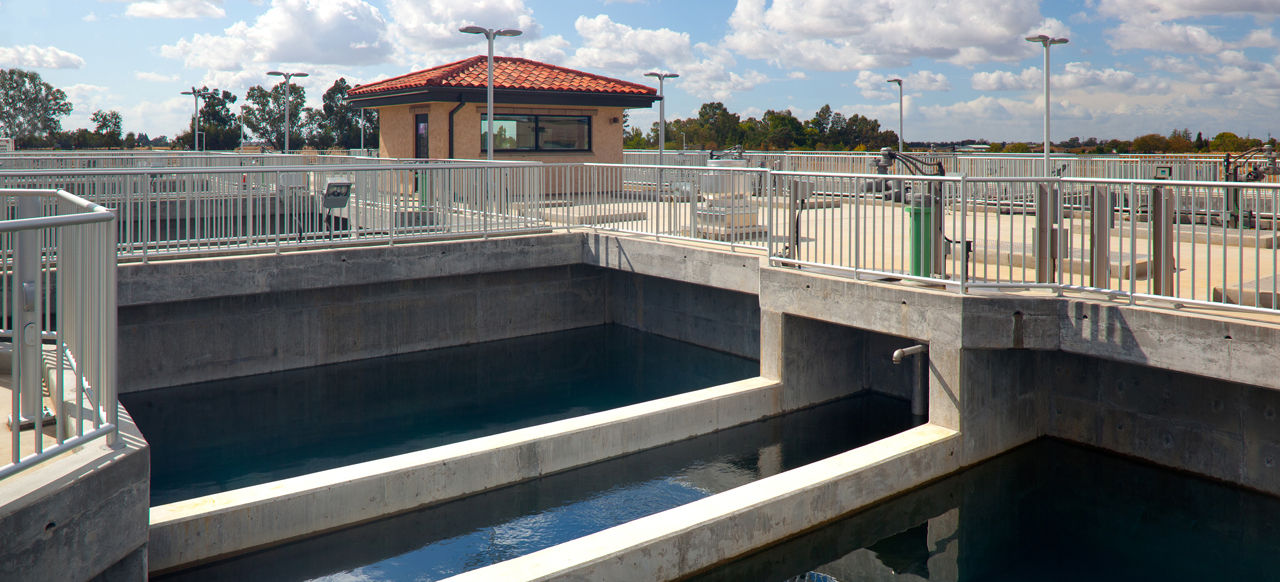 Vineyard Surface Water Treatment Plant