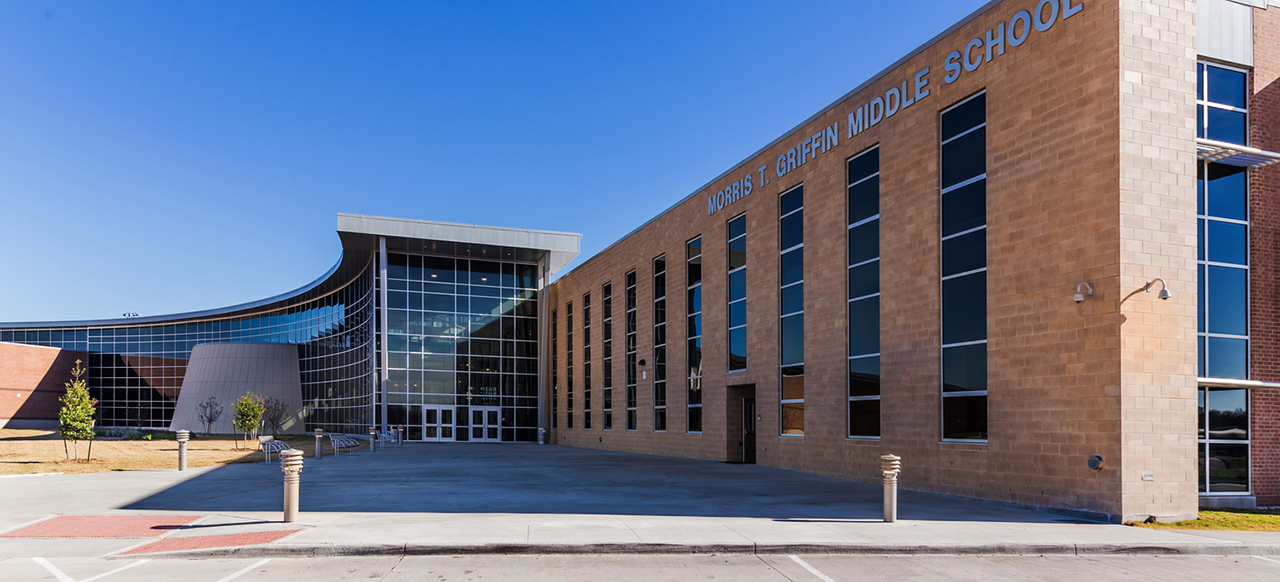 Lewisville ISD Griffin Middle School Replacement