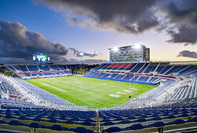 Florida Atlantic University Football Stadium