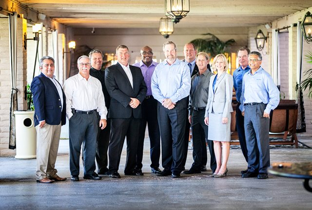 Leadership team Balfour Beatty San Diego