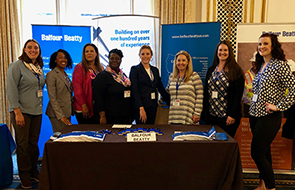 Balfour Beatty Teammates Represent at 2018 GWIC Conference