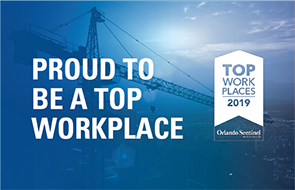 Balfour Beatty Awarded Top Workplaces Honor