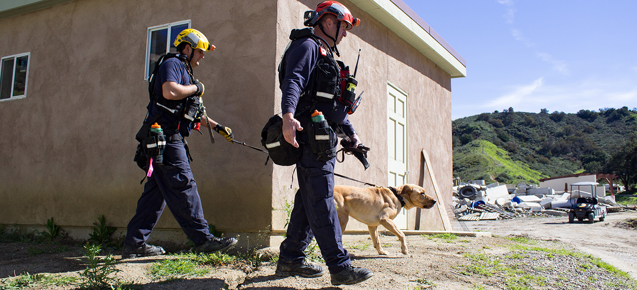 Search Dog Foundation National Training Center