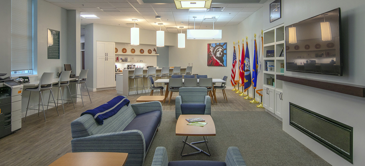 UNC-Wilmington, Allied Health Building - Veterans Hall